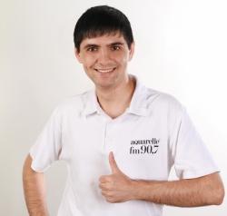 Мариус - Музыкальный редактор, диджей
