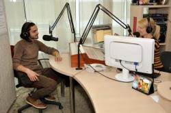 Борис Коваль и Серж Кузенков в гостях у Aquarelle FM