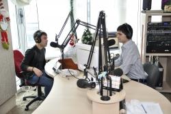 El Radu şi Aliona Munteanu la Aquarelle FM