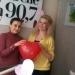 Corina Tepes, participanta la Divas Aquarelle fm a fost invitata noastra in studiou!!