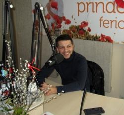 Boris Covali a fost invitatul nostru de astazi in studioul Aquarelle 90,7 FM!