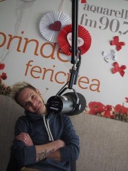 Антон Рагоза из SunStroke Project был утром в гостях у AquarelleFM!