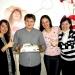 Partenerii nostri Kia Motors au inmanat premiul castigatorului unui tort masina!