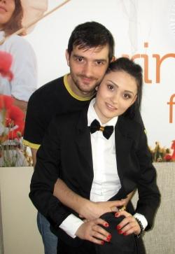 Andi Banica si Irina Remesh au adus dispozitia buna in direct pe 90,7 fm
