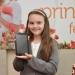 Alexandra Nicuta a castigat o tableta electronica de la Nefis si Aquarelle fm!