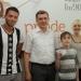 Castigatorii campaniei «Заправься Счастьем» la Aquarelle FM