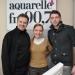 Constantin Haret ne-a povestit despre teatru in studioul Aquarelle Fm la Bigudi Show!