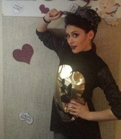 """IRRA a prezentat pe Aquarelle FM o piesa noua """"Bleeding you"""" in direct cu Alina Dabija!"""