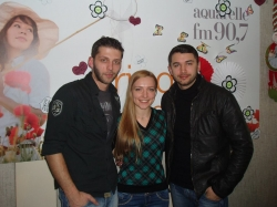 "Vlad Ray ne-a vorbit despre planurile sale pentru Eurovision 2014 in direct la ""Bigudi Show"""