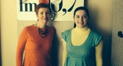 Nutritionista Tamara Schiopu ne-a vorbit despre o alimentatie sanatoasa in studioul Aquarelle FM!