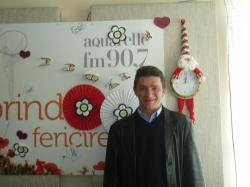Petru Oistric ne-a povestit despre cariera sa in teatru, in direct pe Aquarelle FM!