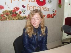 De Ziua Mondiala a Teatrului, actrita Marina Stasoc a fost invitata in direct pe Aquarelle FM!