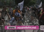 ВЕЛОПРОБЕГ Aquarelle 90,7 FM_2014 - 26/05/2014