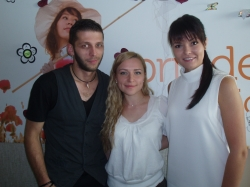 Pe Aquarelle FM, la Bigudi Show, a fost Elena Davidova -  reprezentantul Oriflame Moldova!