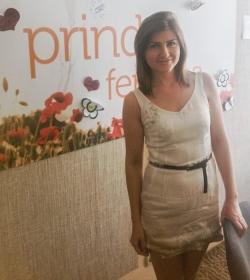 Diana Barbascumpa, reprezentant Mille Fiori, a fost invitata Dariei pe Aquarelle FM!