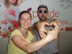 "Guz a prezentat noua piesa ""I love you"" in direct pe Aquarelle FM si ne-a adus energia sa pozitiva!"