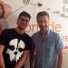 Pasha Parfeni a cintat LIVE pentru ascultatori in aceasta dimineata la Aquarelle FM!