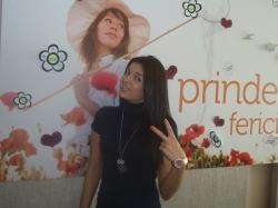 Cristina Croitoru, pe Aquarelle FM, extrem de fericita deoarece in curind isi va juca nunta!