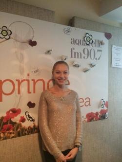 """Aliona Bercaci ne-a vorbit despre primul maraton de dans organizat de asociatia obsteasca """"Salvati Viata""""!"""
