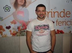"Boris Covali a prezentat noua sa piesa ""Jumatatea mea"" in premiera pentru Moldova la Aquarelle FM!"