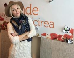 """Olia Tira ne-a povestit despre pregatirile pentru petrecerea """"Pink Party"""" si alte secrete pe Aquarelle FM!"""
