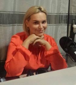 Cristina Scarlat ne-a povestit despre cum se pregateste ea de Pink Party in direct pe Aquarelle FM!