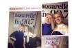 """Katalina Rusu a venit in vizita pe Aquarelle Fm pentru a prezenta o piesa noua """"In toate noptile""""!"""