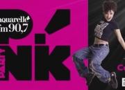 CURLY_P!NK PARTY Aquarelle 90,7 FM - 05/12/2014
