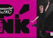KARIZMA_P!NK PARTY Aquarelle 90,7 FM - 05/12/2014