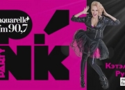 KATALINA RUSU_P!NK PARTY Aquarelle 90,7 FM - 05/12/2014