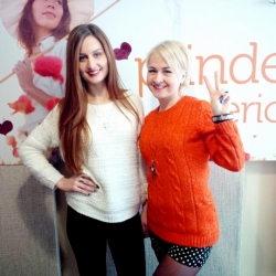 Glam Girls au fost in studioul Aquarelle FM si ne-au povestit despre pregatirile pentru Eurovision!