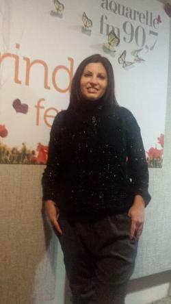 Victoria Lungu a fost in studioul Aquarelle FM pentru a ne povesti despre planurile ei de viitor!
