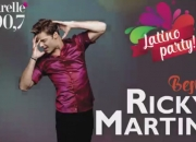 Reportaj Latino Party Aquarelle 90,7 FM. Best Of Ricky Martin - 24/03/2015
