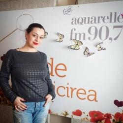 "Stilistul si fotograful Marianna Petrenko a fost invitata la ""BeGoody Show"" pe Aquarelle FM!"
