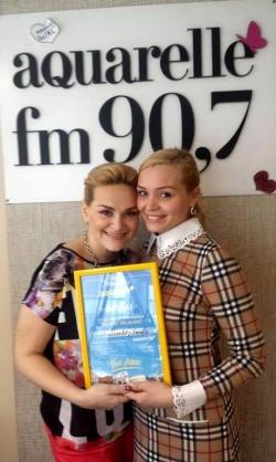 Cornelia Stefanet si Cristina Scarlat la un interviu despre Balul de Primavara Aquarelle!