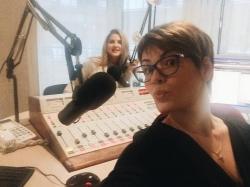 """DARA a prezentat noua sa piesa """"IN2"""", intr-un interviu intrigant in direct pe Aquarelle FM!"""