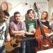 Aliona Moon si band-ul sau au cantat 100% LIVE pentru toti ascultatorii Aquarelle 90,7 FM!