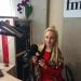 "Katalina Rusu a prezentat noua ei piesa ""Vreau sa te iau"" in premiera pe Aquarelle FM!"