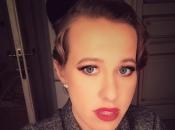 Ксения Собчак стремительно худеет после родов