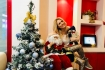 "Dianna Rotaru a prezentat in premiera pe Aquarelle FM noua sa piesa ""Craciun fericit""!"