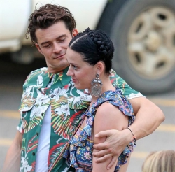Katy Perry și Orlando Bloom din nou împreună?