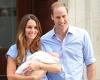 Кейт Миддлтон и принц Уильям стали родителями в третий раз! Узнай, кто родился у королевской четы!