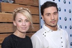 Видео танца Рудковской с Биланом высмеяли в Сети