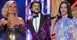 Киркоров в стразах, Гагарина в мини, Ротару и другие звезды на «Песне года 2020»