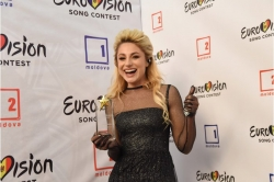 E oficial! Natalia Gordienko va reprezenta din nou Moldova la Eurovision