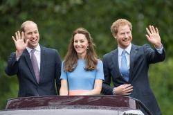 Кейт Миддлтон усиленно пытается примирить принца Уильяма с Гарри