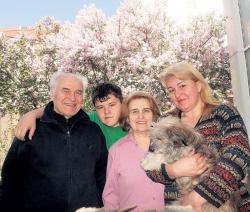 Eugen Doga a povestit despre cele 3 nunți cu soția sa