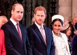 Уилльям высказался о решении Гарри и Меган крестить дочь в Британии