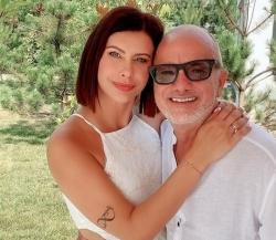 Natalia Barbu și-a botezat fiica (poze)